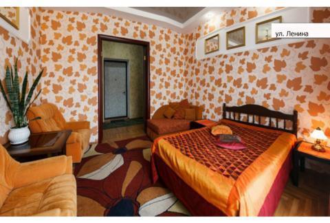 1-комнатная стильная квартира возле Октябрьской площади посуточно - Фото 3