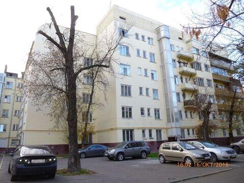 """Дом в Лефортово с собственным сквером, памятником и """"кораблём"""" - Фото 1"""