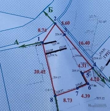 Земельный участок в Ялте, район Дарсана, ровный, 2.8 сотки - Фото 4