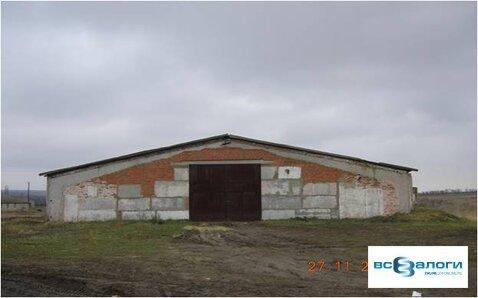Продажа производственного помещения, Лиховидовский, Боковский район, . - Фото 1
