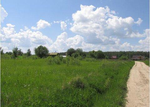 Участок в селе Вельяминово 15 соток лпх - Фото 1