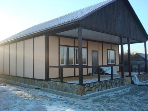 Новый дом на берегу оз.Смолино - Фото 2