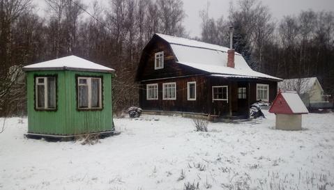 Продаю Проверенную дачу у леса из бревна, Ступинский район, недорого - Фото 2
