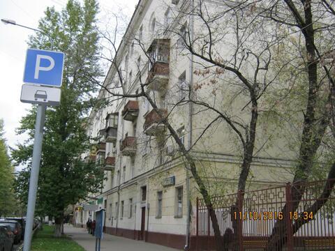 Лефортово 3-х комнатная квартира - Фото 1