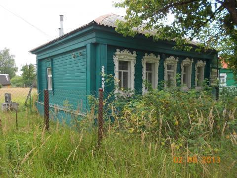 Дом в д.Задне-Пилево, Клепиковского района, Рязанской области. - Фото 1