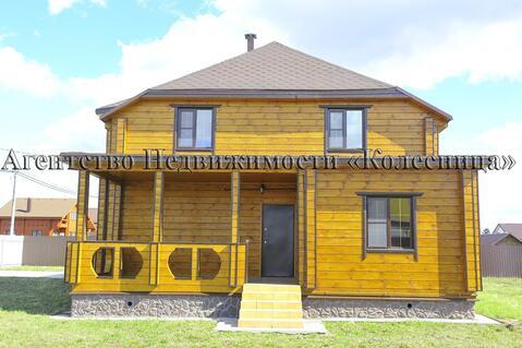 Машково. Новый качественно построенный дом из бруса со всеми коммуника - Фото 5