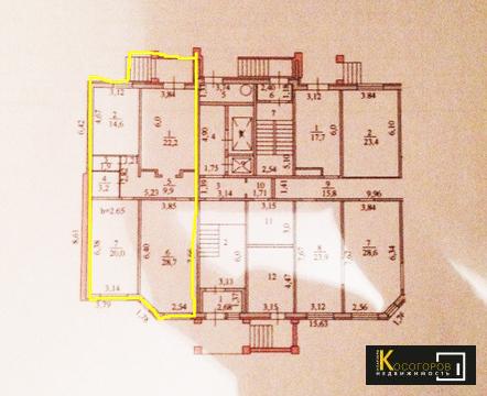 Купи арендный бизнес (нежилое помещение) в г.Раменское доходность 9% - Фото 4