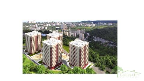 Двухкомнатная квартира в Ялте новостройка - Фото 1