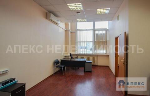 Аренда офиса 38 м2 м. Преображенская площадь в бизнес-центре класса В . - Фото 2