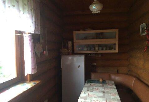 Продам дом из струганого бревна в д. Замленье Новгородского района - Фото 3