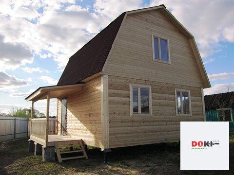 Брусовой дом в Егорьевском райне - Фото 1