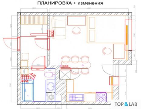Продажа квартиры, м. Выборгская, Маршала Блюхера пр-кт. - Фото 1