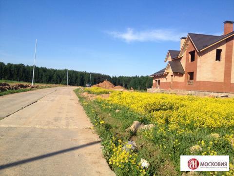 Участок 10,5 соток, Киевское шоссе, 25 км от МКАД - Фото 2