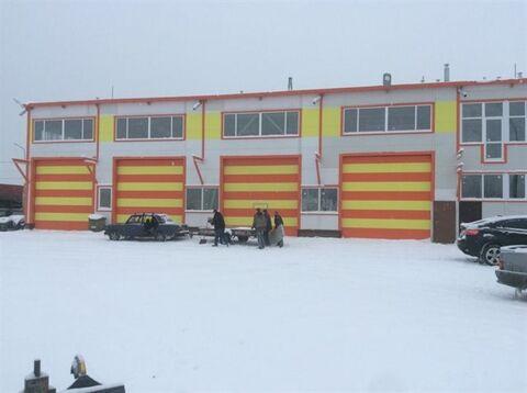 Сдам складское помещение 500 кв.м, м. Ленинский проспект - Фото 1