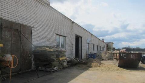Производственно-складская база 5100 м2, г.Солнечногорск - Фото 3