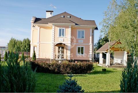 Рогозинино, Киевское ш, 24км. от МКАД. Великолепный новый дом 364кв.м - Фото 2