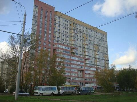 1-а комнатная квартира в Нижегородском районе, пустая, Аренда квартир в Нижнем Новгороде, ID объекта - 312685983 - Фото 1