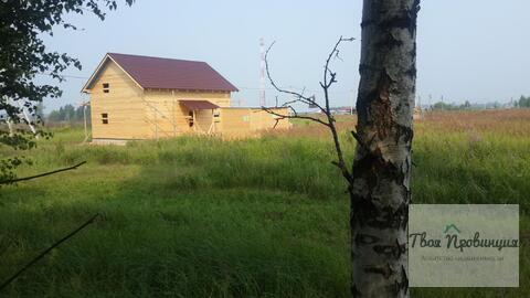 Участок 10 соток в селе Ивановское Ступинского района - Фото 1