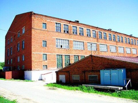 Действующая швейная фабрика в Кохме. - Фото 2