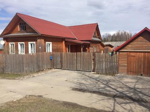 Продажа дома, Кириллов, Кирилловский район, Ул. Гагарина - Фото 1