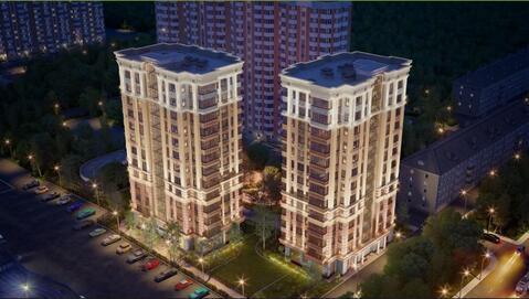 2-комн. квартира 71,8 кв.м. в доме бизнес-класса в ЦАО г. Москвы - Фото 4