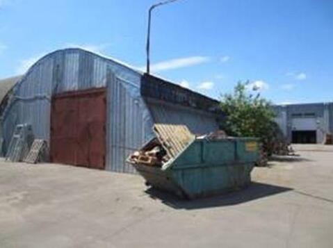 Теплый склад 800 м2 в Видном - Фото 5