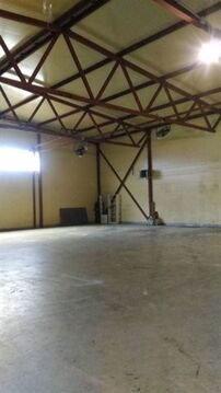 Сдам складское помещение 600 кв.м, м. Международная - Фото 4