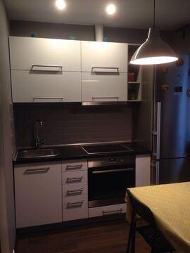 Однокомнатная квартира с шикарным дорогим евроремонтом, с мебелью - Фото 1