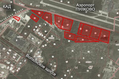 Продается право аренды земельного участка в промзоне Горелово 2 Га