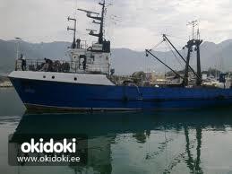 Рыболовецкая компании со своим судном и (квотами на треску
