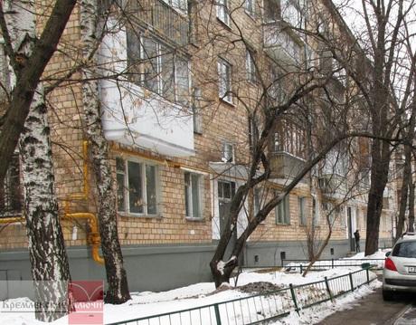 2-к квартира, 43 м2, 1/5 эт, ул. Алябьева, 2 - Фото 1