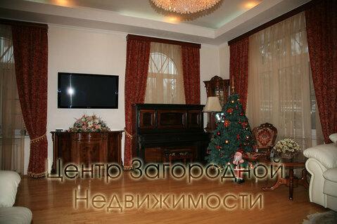 Дом, Рублево-Успенское ш, 25 км от МКАД, Николина гора, Коттеджный . - Фото 3