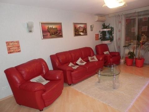 Трёхкомнатная квартира, Академика Шварца 20.2, евроремонт - Фото 2