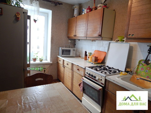 Трехкомнатная квартира 63,4 кв м в Тучково - Фото 5