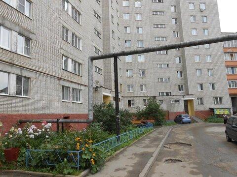 Владимир, Комиссарова ул, д.19, 4-комнатная квартира на продажу - Фото 2