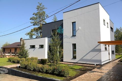 Современный стильный дом в кп Италия.ru - Фото 2