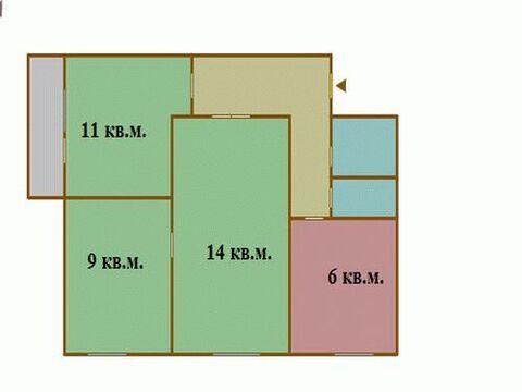 Продажа квартиры, м. Новогиреево, Напольный проезд - Фото 3