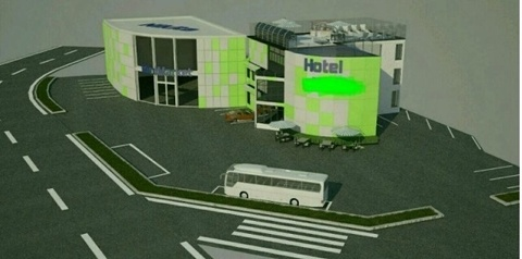 Продажа здания 900 метров г Ялта Южнобережное шоссе
