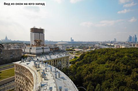 Пентхаус со своей крышей, 160 метров - Фото 1