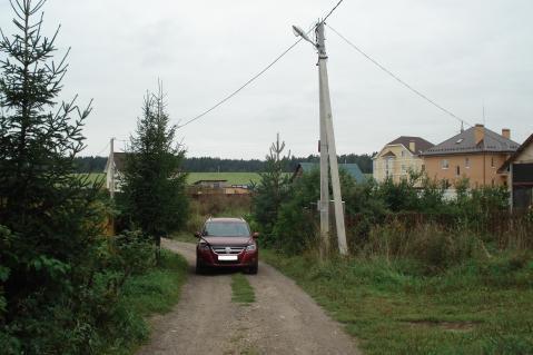 Земельный участок в новой Москве. - Фото 1