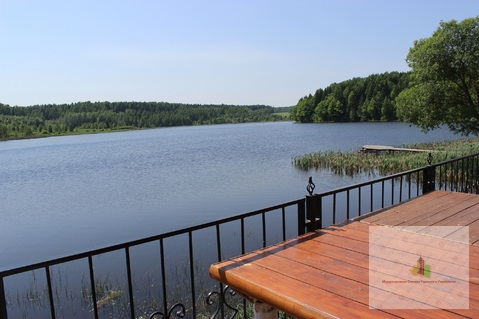 Шикарная база отдыха - 1 га на берегу озера - Фото 3