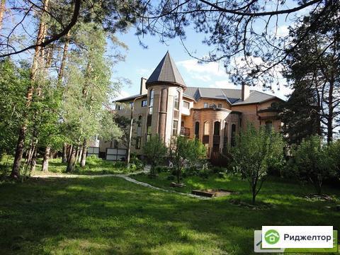 Аренда дома посуточно, Юрлово, Солнечногорский район - Фото 1
