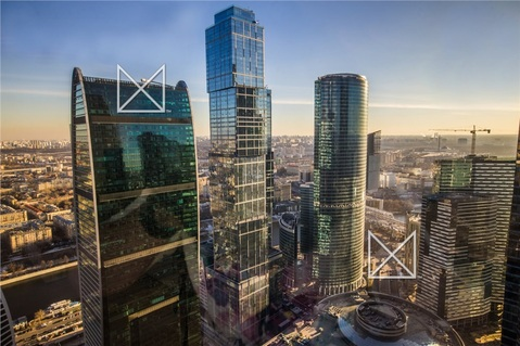 Помещение в Москва Сити, башня Империя 43 кв. м. - Фото 4