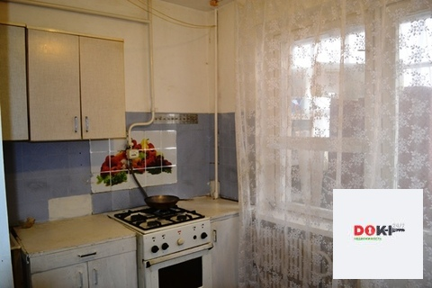 Продажа однокомнатной квартиры в городе Егорьевск 4 микрорайон - Фото 1