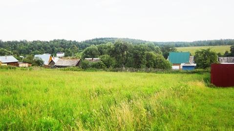 Участок 15 соток в д. Авдотьино, Ступинского района, Семеновского со. - Фото 2