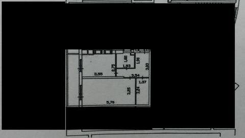 2-х комнатная квартира в п. внииссок (ЖК Гусарская Баллада) - Фото 3