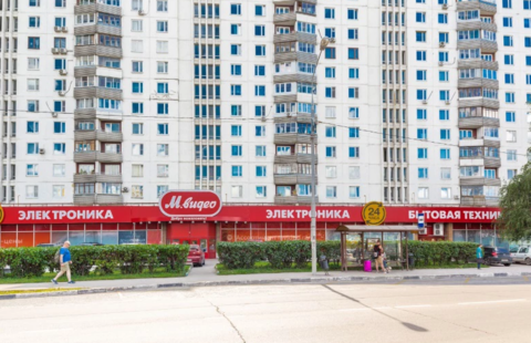 Торговое помещение под арендный бизнес, Славянский бульвар - Фото 4