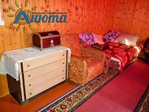 Дом в деревне Тростье заповедника Барсуки Калужской области. - Фото 4