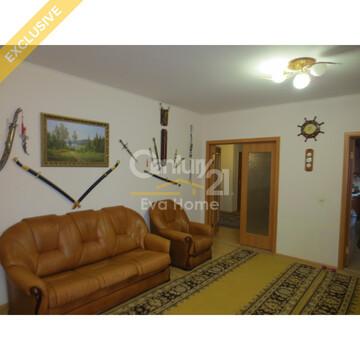 4 х комнатная квартира, ул. Блюхера, д.45 - Фото 2