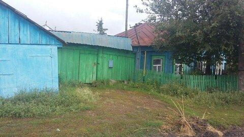 Продажа дома, Щучье, Ул. Комсомольская, Щучанский район - Фото 1